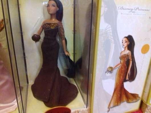 Коллекционная кукла Рапунцель Покахонтас Дисней США в Москве Фото 2
