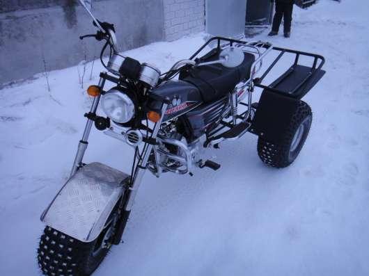 Трицикл в Архангельске Фото 1
