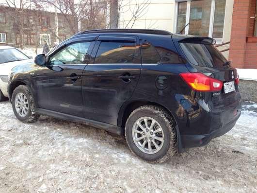 Продажа авто, Mitsubishi, ASX, Автомат с пробегом 30000 км, в Екатеринбурге Фото 1