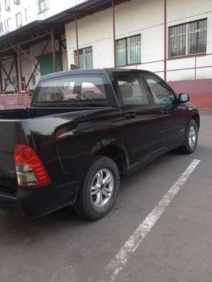 Продам автомобиль SSangyong Action Sports 2008г