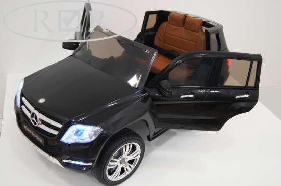 Детский электромобиль Mercedes-Benz GLK300 Лицензия