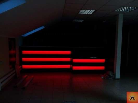 Барная стойка с подсветкой в Оренбурге Фото 3