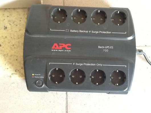 Блок бесперебойного питания Back-UPS ES 700