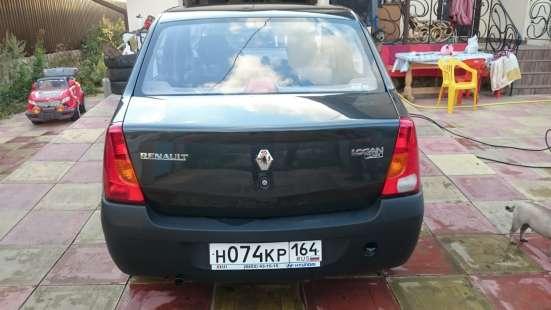 Продажа авто, Renault, Logan, Механика с пробегом 95000 км, в Саратове Фото 3
