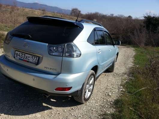 Продажа авто, Lexus, RX, Автомат с пробегом 174000 км, в Геленджике Фото 1