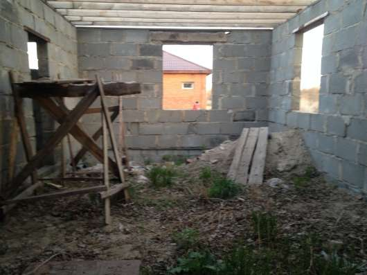 Продам недостроенный дом в г. Павлодар Фото 1