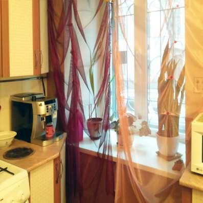 Трехкомнатная квартира на углу Лермонтовского и Канонерской в Санкт-Петербурге Фото 3