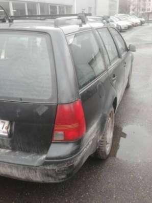 автомобиль Volkswagen Golf, цена 16 руб.,в Санкт-Петербурге Фото 5