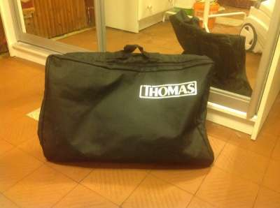 пылесос Thomas Hygiene plus t2