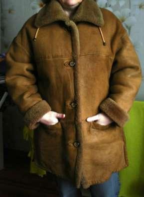 """дублёнку овчина """"ArtD"""", 50-52 размер в Зеленограде Фото 2"""