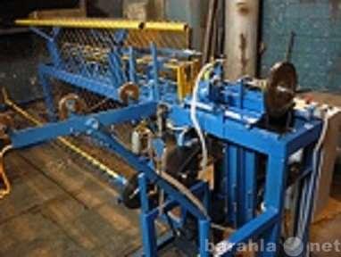 Станок для производства рабицы в подарок  АСУ-174