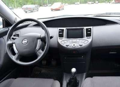 подержанный автомобиль Nissan Primera
