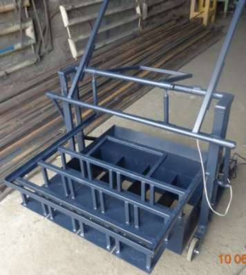 Станок для производства керамзитоблоков  ВСШ