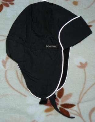 Шлем на подкладке флис размер на 4-7лет