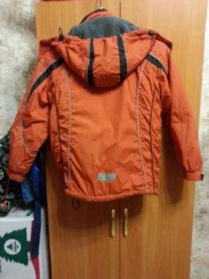 куртка на мальчика QIQI