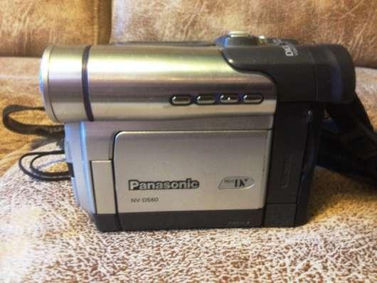 Видеокамера цифровая Panasonic mini DV в Нижнем Новгороде Фото 2
