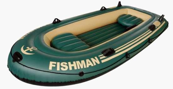 Продаю надувную лодку