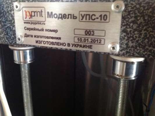 Станок для печати на воздушных и гелевых шариках в Кемерове Фото 2