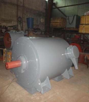 Подаём электродвигатели НЗ 800 кВт; 750 об/мин; 6000 В