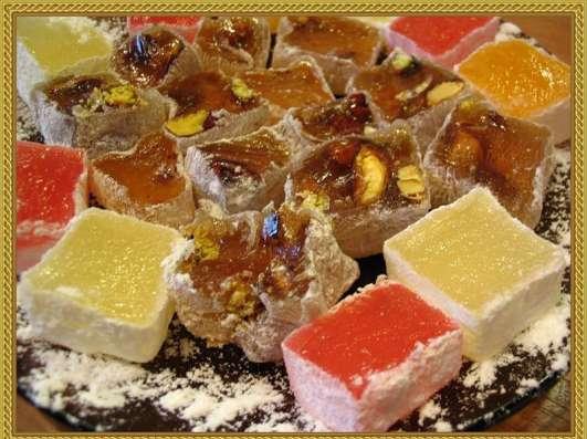 Новая Книга Восточные сладости Бабушкины рецепты