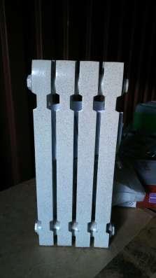 Чугунный радиатор konner Модерн-Style 500 4 секций