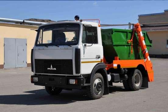 Вывоз мусора(Бункеровоз, Мультилифт, Самосвалы)