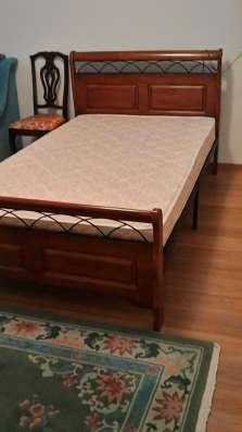 Продается кровать и матрас