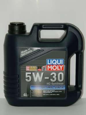 Масло Liqui Moly Special Tec AA 5W30 синтетика 4литра в Раменское Фото 4