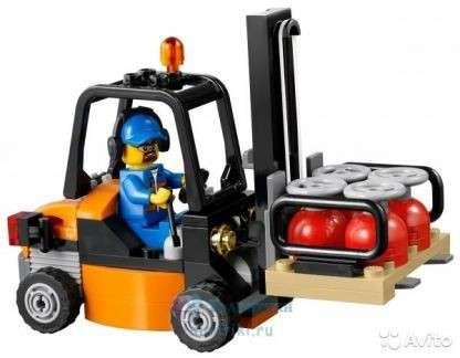 Водитель автопогрузчика(вахта)