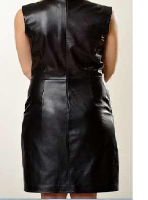 Платья из натуральной кожи. Распродажа весенней коллекции!