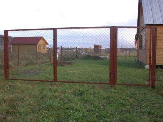 Продам ворота и калитки