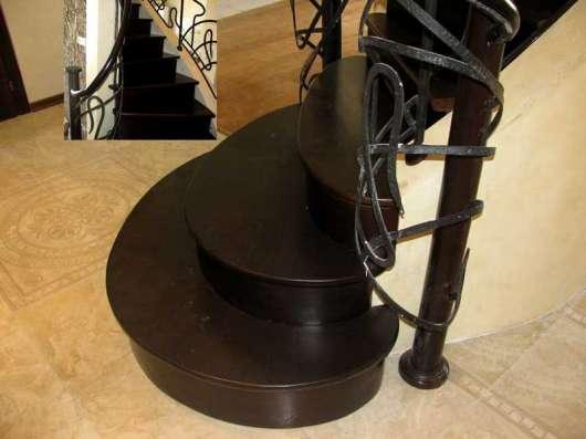 Изготовление лестниц в Ваш дом на заказ