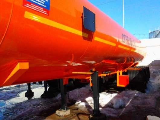 Полуприцеп-цистерна нефтевоз 30000л новый