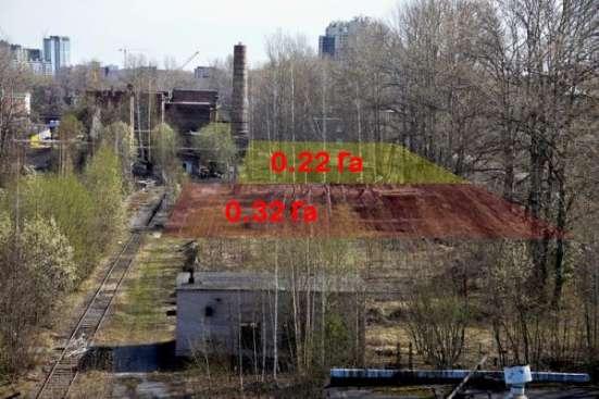 Земельный участок участок 0,5Га. Коломяжский 10