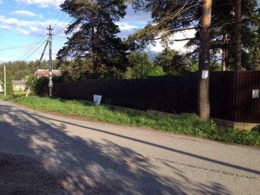 Участок 12 сот. ИЖС в д. Ольховка вблизи Суходольского озера в Санкт-Петербурге Фото 3