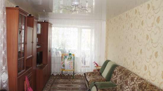 Трехкомнатная квартира в Новокузнецке Фото 1