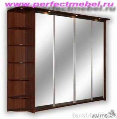 шкаф купе недорого с доставкой изготовим в Москве Фото 3