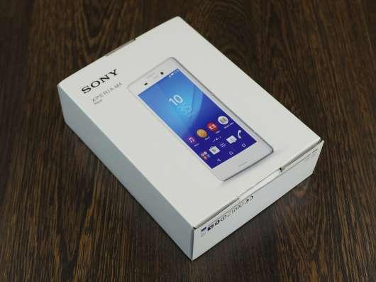 Продам новый смартфон sony Xperia m4 aqua в Томске Фото 1