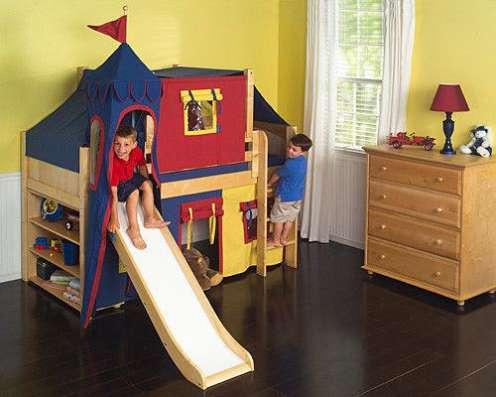 Детские комнаты в Подольске Фото 1