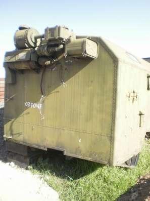 Кунг, демонтируемый с автомобиля КАМАЗ
