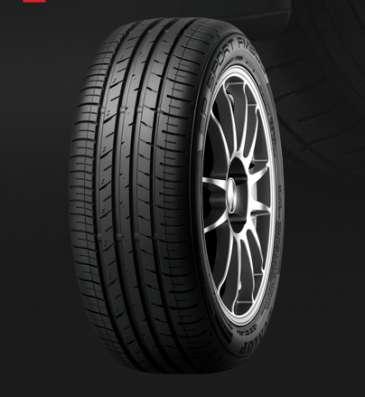 Dunlop 235/R19/50 комплект летних шин (4шт) б/у 8 000 руб