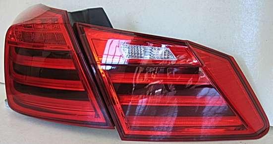 Тюнинг фонари задняя оптика Honda Accord 9 в г. Запорожье Фото 1