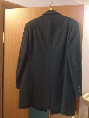 Пальто мужское класическое