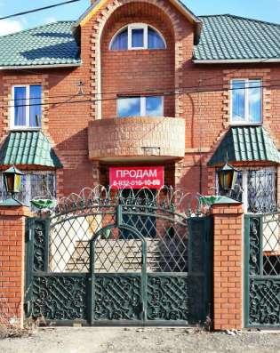 Срочно продам хороший коттедж, 400 кв м, в черте города!