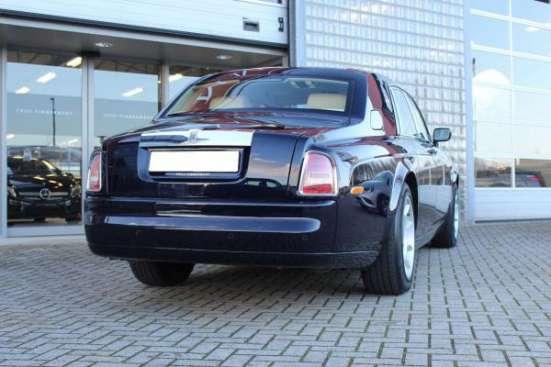 Аренда Rolls Royce Phantom чёрного и белого цвета для любых мероприятий. в г. Астана Фото 5