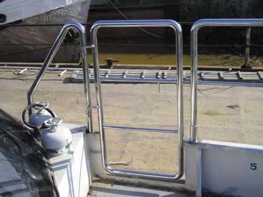 Для водного транспорта нужны долговечные материалы