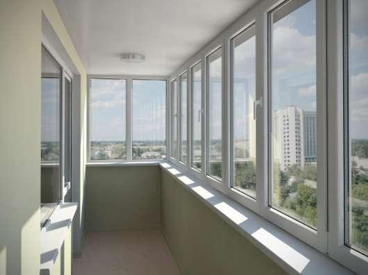 Окна. Балконное остекление. Витражи