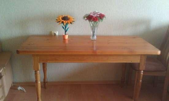 Продаю стол кухонный из натурального дерева
