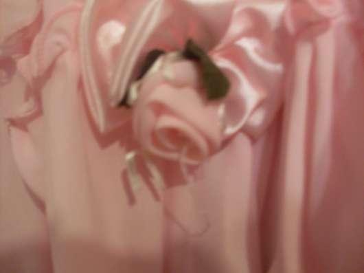 Детское праздничное розовое платье на девочку 6-8 лет в Москве Фото 1