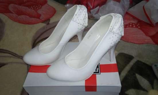 Продам свадебные туфли в Иванове Фото 1